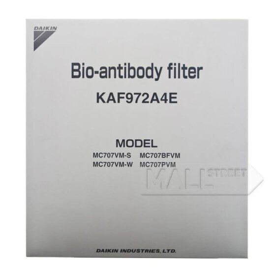 Daikin KAF972A4E Фильтр с Био-Антителами