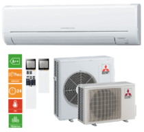 Кондиционер Mitsubishi Electric MSZ-GF60VE3/MUZ-GF60VE