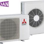 Тепловой Насос Mitsubishi Electric Inverter ZUBADAN