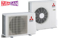 Тепловой Насос Mitsubishi Electric Inverter ZUBADAN