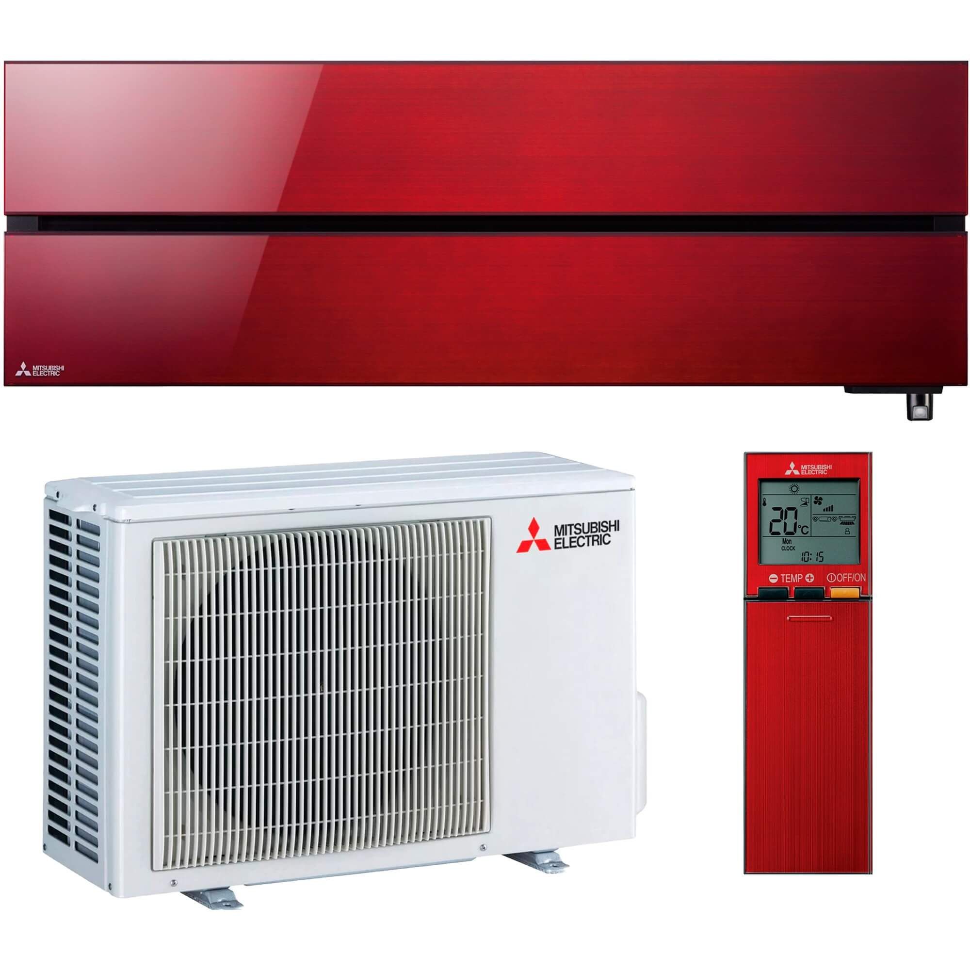 Тепловой насос Mitsubishi Electric MSZ-LN50VGR/MUZ-LN50VGHZ