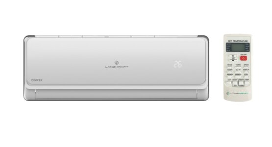 Кондиционер сплит-система Lanzkraft Innovation Inverter LSWH/LSAH-50FL1Z