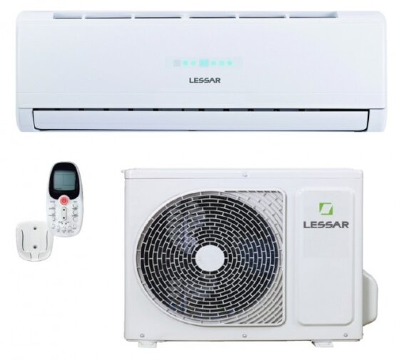 Кондиционер сплит-система Lessar LS/LU-HE12KGA2-ua
