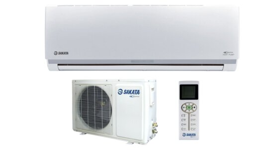 Кондиционер сплит-система Sakata Heat Pump Inverter SIE/SOE-050SCHP