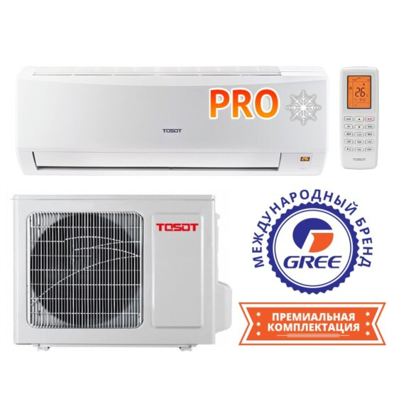 Кондиционер сплит-система Tosot North Inverter GK-12NPR