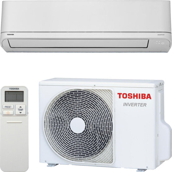 Кондиционер сплит-система Toshiba RAS-13PKVSG-UA/RAS-13PAVSG-UA