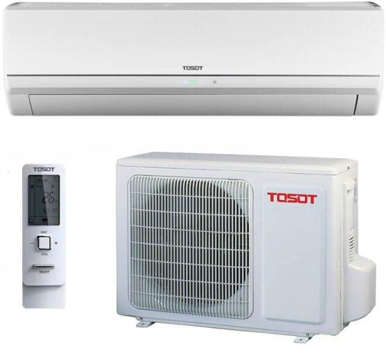 Кондиционер сплит-система Tosot Elion Winter Inverter GT-12LW