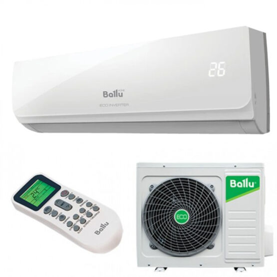 Кондиционер сплит-система Ballu BSWI-09HN1