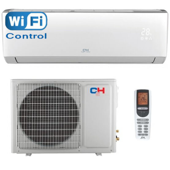 Кондиционер сплит-система Cooper&Hunter Arctic Inverter CH-S18FTXLA Wi-Fi