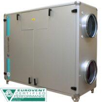 Приточно-вытяжная установка Systemair Topvex SC04 HW-R-CAV