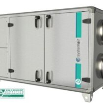 Приточно-вытяжная установка Systemair Topvex SX03 HWL-L AHU-C