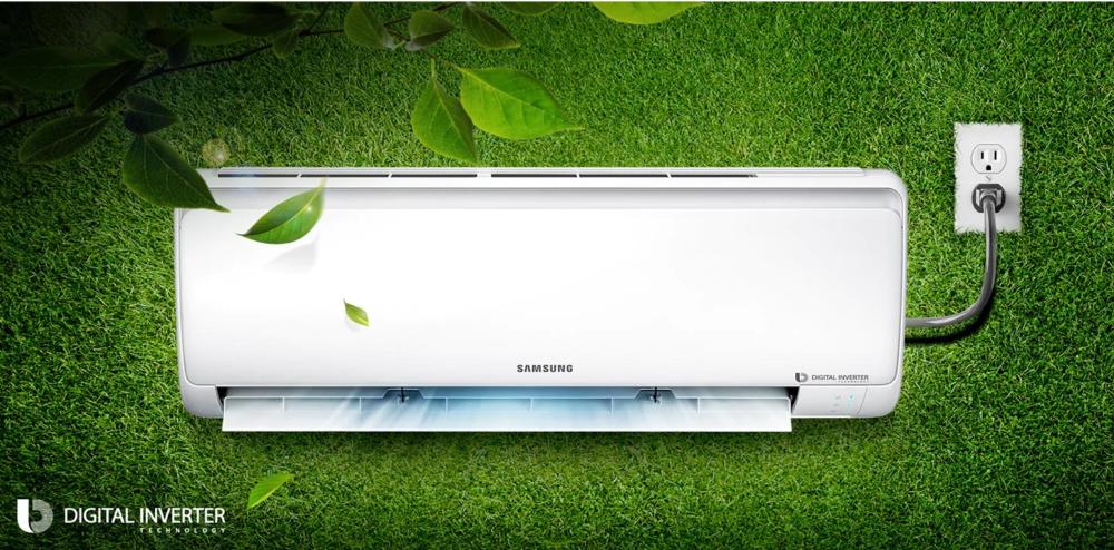 Кондиционер сплит-система Samsung AR09RSFPAWQNER / AR09RSFPAWQXER 18