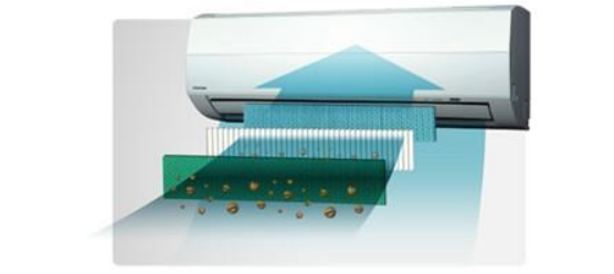 Кондиционер сплит-система Toshiba Shorai RAS-B10J2KVRG/RAS-10J2AVRG 6
