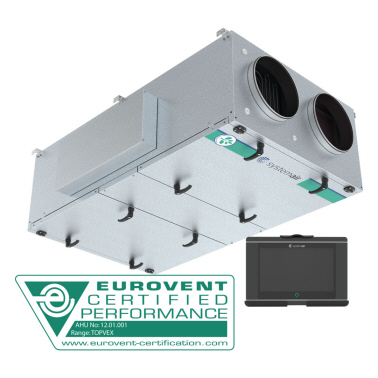 Приточно-вытяжная установка Systemair Topvex FR08-R-CAV