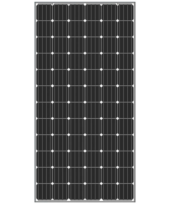 Солнечная батарея Seraphim PERC SRP-6MB (295-310W)