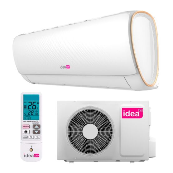 Кондиционер сплит-система Idea Pro Brilliant IPA-09HRN1 Ion