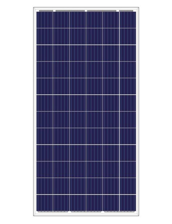 Солнечная панель DAH Solar Poly DHP72-5BB (315-330W)