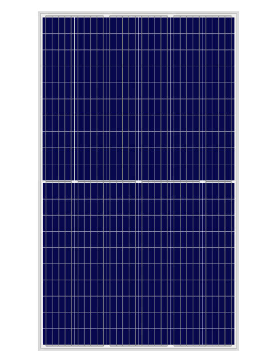 Солнечная батарея DAH Solar Poly Half-Cell PV HCP60 (280-290W)