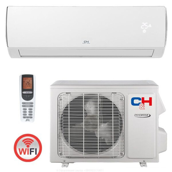 Кондиционер сплит-система Cooper&Hunter Veritas CH-S12FTXQ Wi-Fi