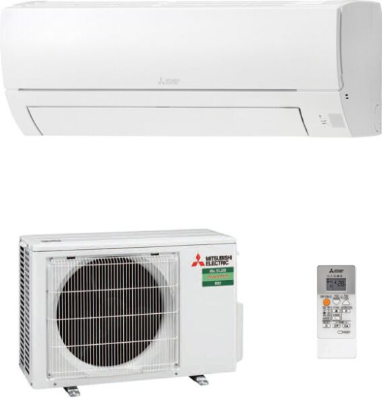 Кондиционер сплит-система Mitsubishi Electric Classic Inverter MSZ-HR25VF/MUZ-HR25VF