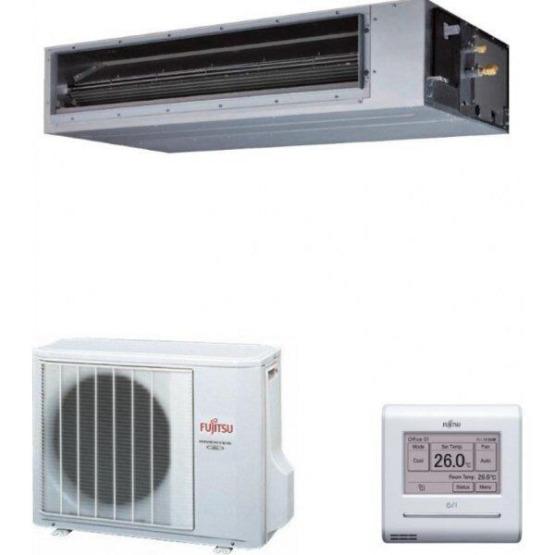 Средненапорный канальный кондиционер Fujitsu SMART DESIGN ARYG14LHTBP/AOYG14LBLA