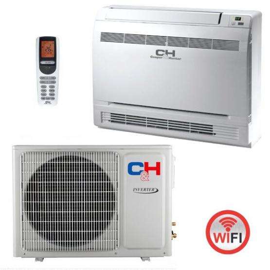 Кондиционер сплит-система Cooper&Hunter CH-S18FVX Wi-Fi