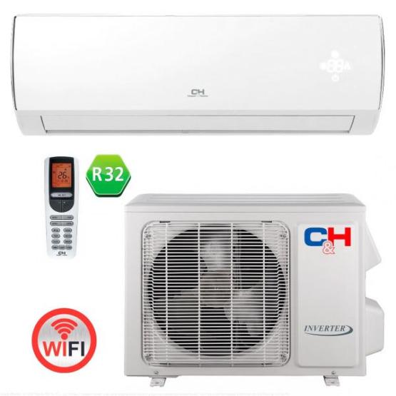 Кондиционер сплит-система Cooper&Hunter Veritas NG CH-S12FTXQ-NG Wi-Fi