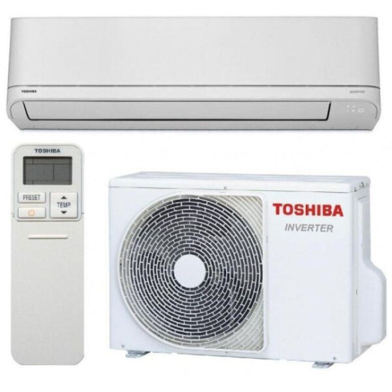 Кондиционер сплит-система Toshiba RAS-13PKVSG-E/RAS-13PAVSG-E