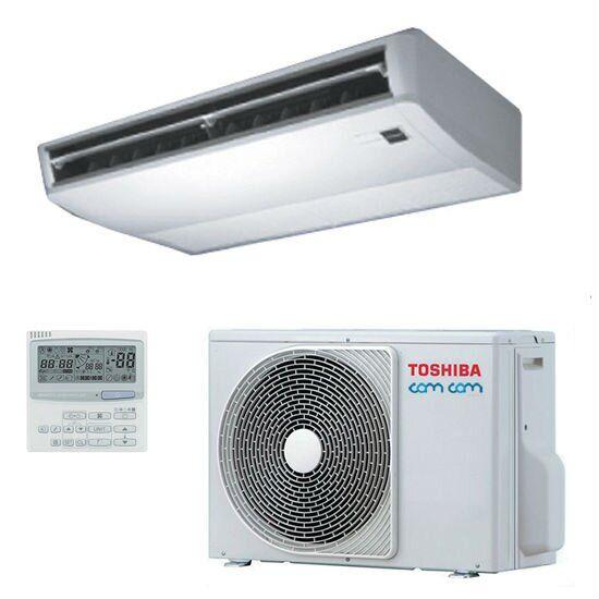 Потолочный кондиционер Toshiba Invertor Digatal RAV-SM16*CT(P)-E/RAV-SM16*AT(P)-E/RBC-AMS41E