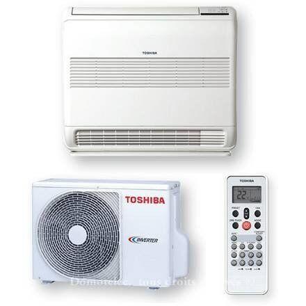 Кондиционер сплит-система Toshiba RAS-B13UFV-E/RAS-13SAVR-E2