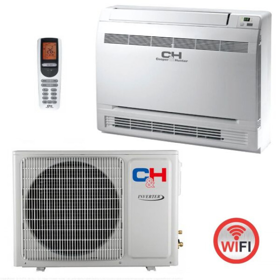 Кондиционер сплит-система Cooper&Hunter CH-S12FVX Wi-Fi