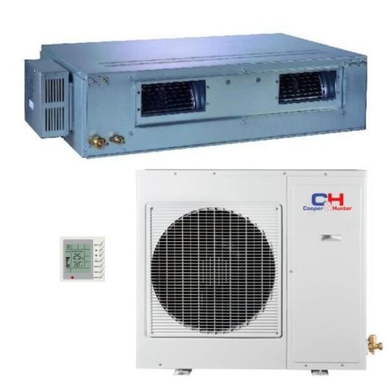 Канальный кондиционер (сплит-система) Cooper&hunter CH-D24NK2/CH-U24NK2