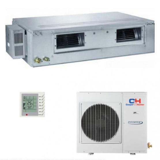 Канальный кондиционер сплит-система Cooper&Hunter CH-ID12NK4/CH-IU12NK4