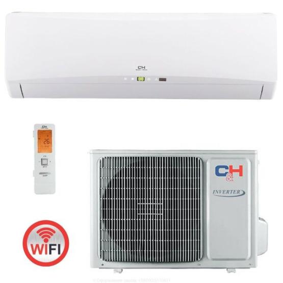 Кондиционер сплит-система Cooper&Hunter Icy ІІ CH-S12FTXTB2S-W Wi-Fi