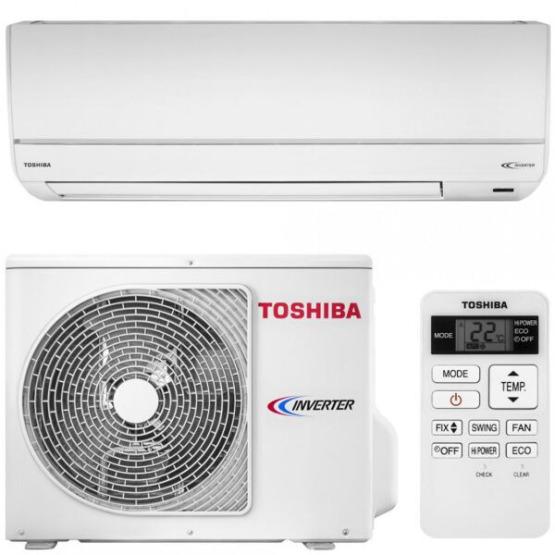Кондиционер сплит-система Toshiba RAS-107SKV-E7/RAS-107SAV-E6