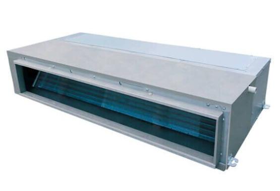Канальный кондиционер среднего давления Chigo CTB-36HVR1/COU-36HZDR1