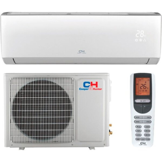 Кондиционер сплит-система Cooper&Hunter Veritas CH-S24FTXLQ Wi-Fi