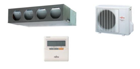 Кондиционер сплит-система Fujitsu ARYG36LMLE/AOYG36LETL