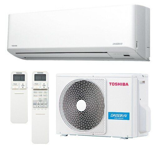 Кондиционер сплит-система Toshiba RAS-10N3KV-E/RAS-10N3AV-E