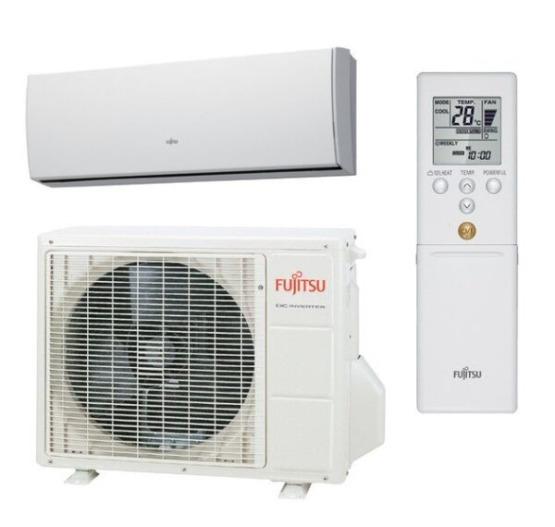 Кондиционер сплит-система Fujitsu ASYG07LUCA/AOYG07LUC