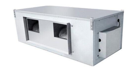 Канальный кондиционер высокого давления Chigo CTH-48HVR1/COU-48HZVR1