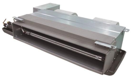 Канальный кондиционер низкого давления Chigo CTA-24HVR1/COU-24HDR1