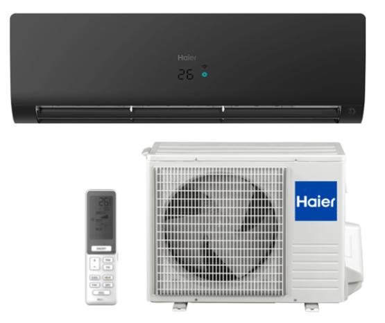 Кондиционер Haier Flexis Inverter Wi-Fi black AS35S2SF1FA-BC/ 1U35S2SM1FA