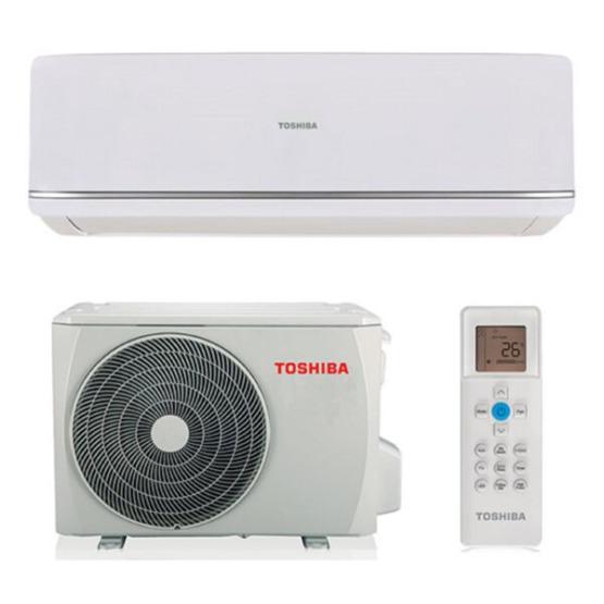 Кондиционер сплит-система Toshiba RAS-12U2KH3S-EE/RAS-12U2AH3S-EE