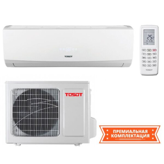 Кондиционер сплит-система Tosot Smart Inverter Wi-Fi GS-09DW