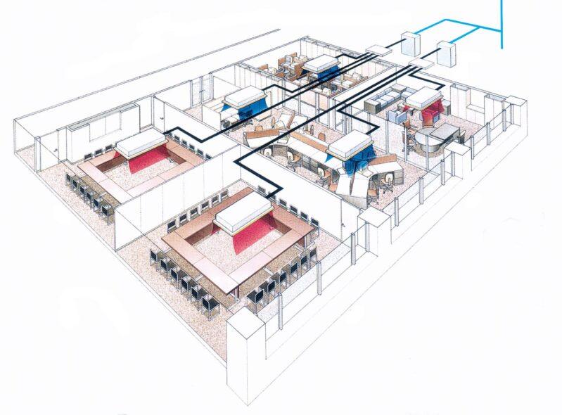Сплит и мультисплит-системы для небольшого офиса до 120 кв. м. 3