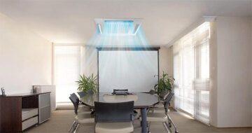 Сплит и мультисплит-системы для небольшого офиса до 120 кв. м. 2